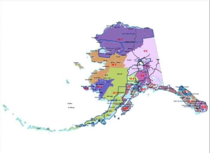 Alaska Redistricting Board Retains Key Staff