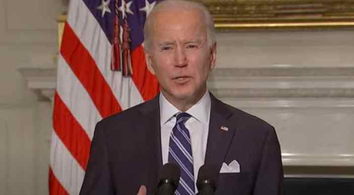 Denouncing 'Handouts to Big Oil,' Biden Calls on Congress to End $40 Billion in Taxpayer Subsidies for Fossil Fuels