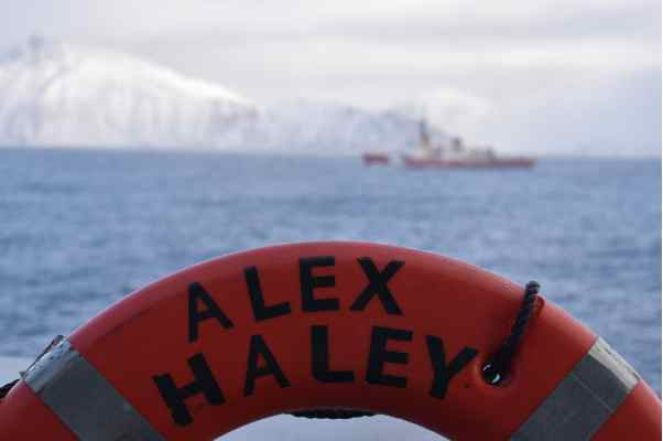 Coast Guard Cutter Alex Haley returns to homeport