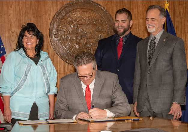 Governor Dunleavy Ends Alaska COVID-19 Emergency Declaration, Signs House Bill 76