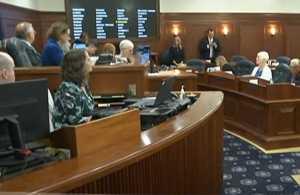 Alaska Legislatture. Image-Youtube screenshot