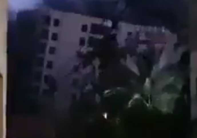 Israel Condemned for 'Unambiguous War Crime' After Destroying Gaza Apartment Tower