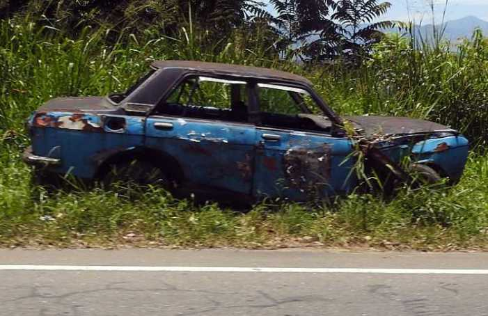 Legislature Helps Property Owners Stuck With Abandoned Vehicles