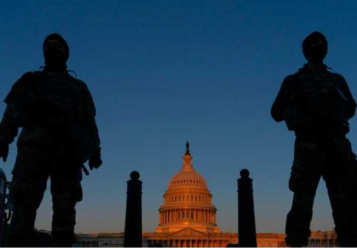 National Guard Ends US Capitol Protection