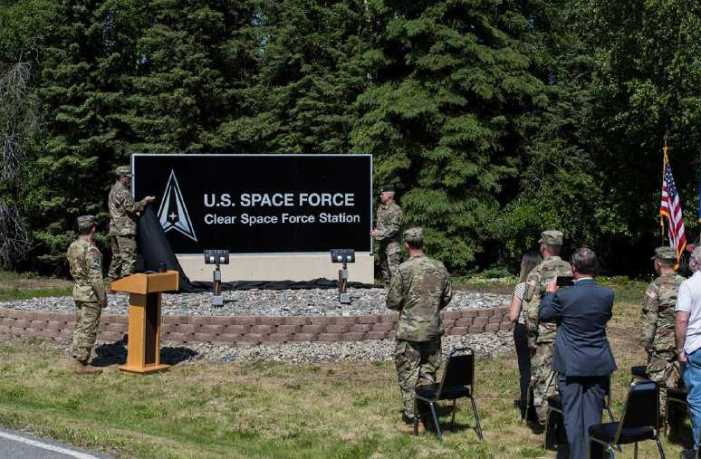 Alaska Welcomes Newest Space Force Station in Renaming of Clear