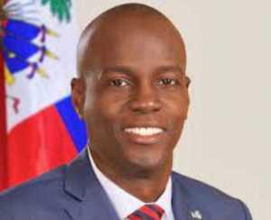 Hautian President Jovenel Moïse. FB Profiles
