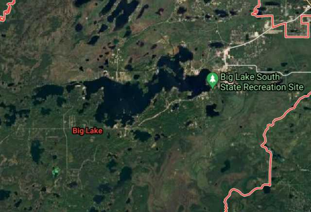 Active Search for 21-Year-Old Man Who Fell into Big Lake on the Fourth Suspended
