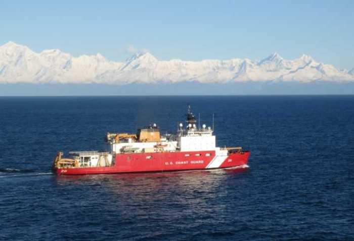 Coast Guard icebreaker departs for months-long Arctic deployment, circumnavigation  of North America