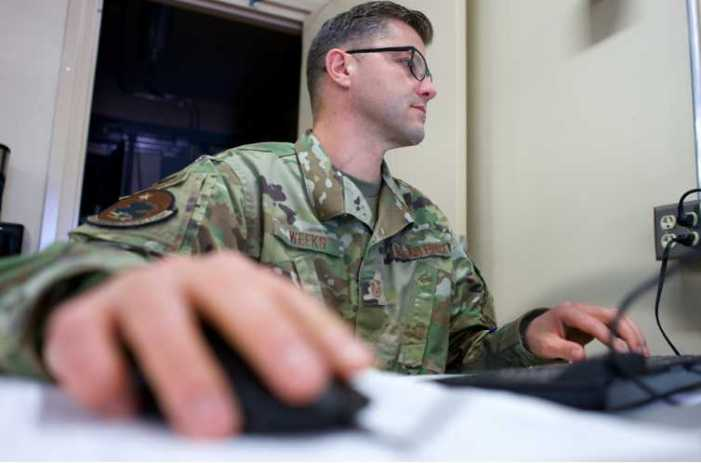Alaska National Guard participates in DoD's largest unclassified cyber defense exercise