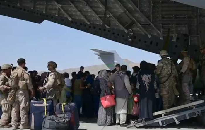 US Evacuation Effort 'Uninterrupted' by Kabul Airport Rocket Attack