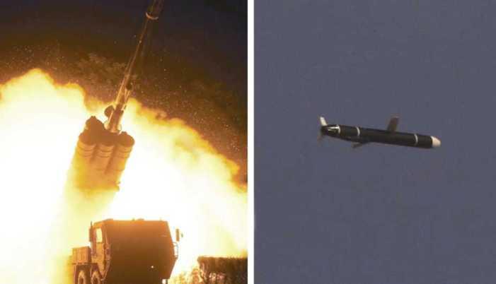 N. Korea Tests Long Range Cruise Missile Designed to Evade Defenses