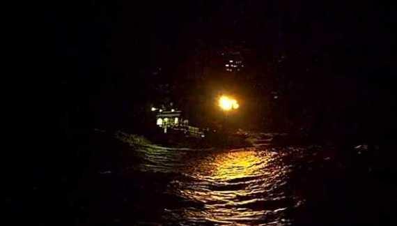 Coast Guard medevacs man from Patricia Lee, 200 miles southwest of Dutch Harbor