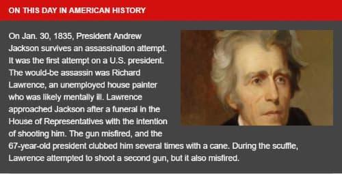 January 30th, 1835