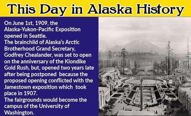 June 1st, 1909