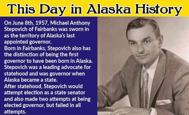 June 8th, 1957
