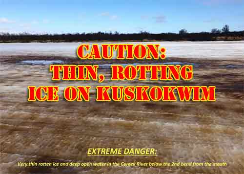 Three Riders Recovered, Search Continues for Additional Two on Kuskokwim