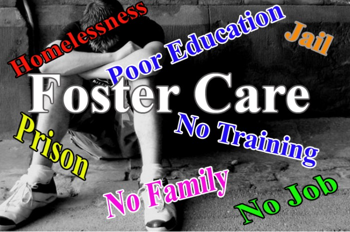 Foster Youth, Jail, Homeless, Education Numbers: A Call for Attention