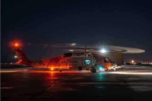 Coast Guard Closes Seasonal Forward Operating Location in Kotzebue