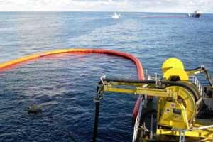 Four Norwegian Companies Form Oil Spill Response Partnership