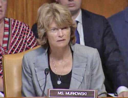 Murkowski Questions International Trade Administration on Alaskan Seafood Industry Concerns