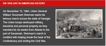 November 15th, 1864