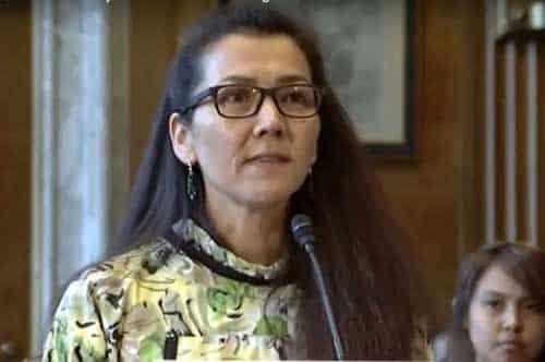 Alaskans Provide Testimony During Senate Subsistence Hearing