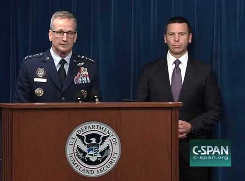 Pentagon: 5,200 US Troops Headed to Border with Mexico