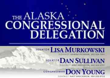 Alaska Delegation Sends Joint Letter to State Department on Transboundary Mining Activity