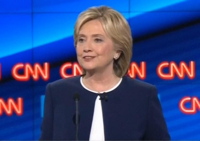 Debate Bolsters Clinton as Democratic Front-Runner