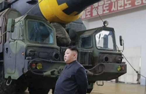 Report: US Concludes North Korea Has Miniaturized a Nuclear Warhead