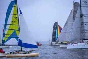 Previous start of R2AK. Image-Liv von Oelreich