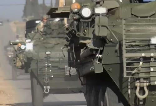 US Denies Syrian Forces Taking Over Manbij