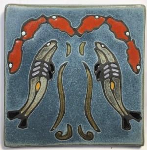 """6"""" seals coat of arms"""