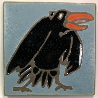 """4"""" Raven 3/4 View"""