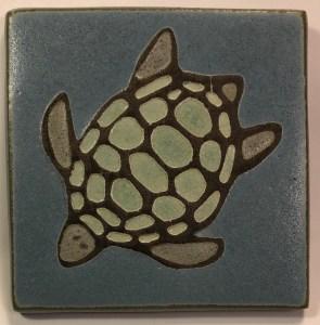 """4"""" Sea Turtle"""