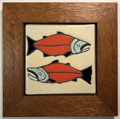 """6"""" Salmon"""