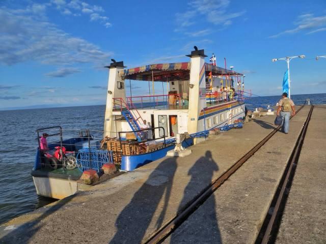 Laiva Ometepelle