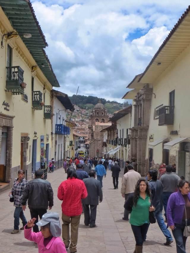 Calle Mantas