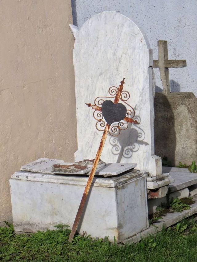 Ushuaian hautausmaalta.