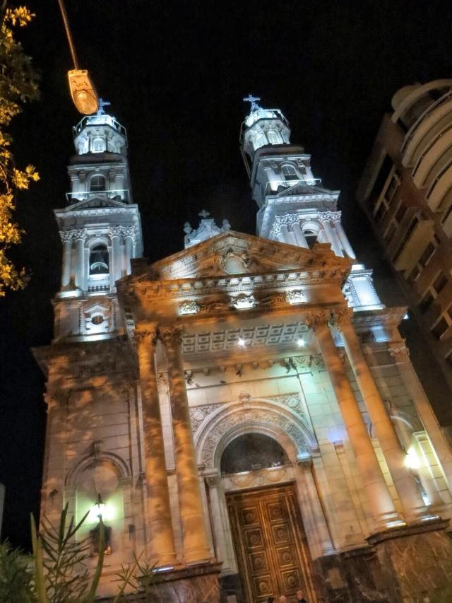 Basílica Catedral de Nuestra Señora del Rosario.