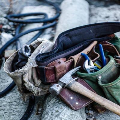 A toolbelt
