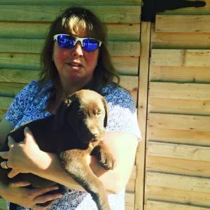Alaska Dog Works Michele Forto