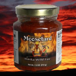 MOOSETARD AK WILD FIRE