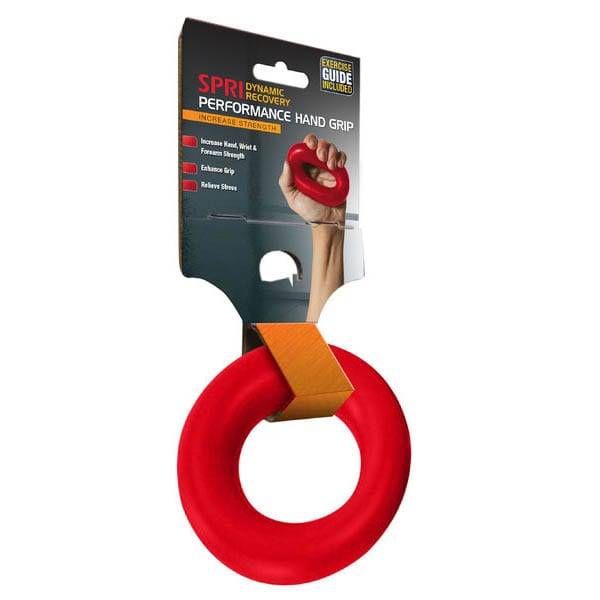 Performance Hand Grips – Light  (red)