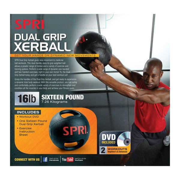Dual Grip Xerball – 16lb
