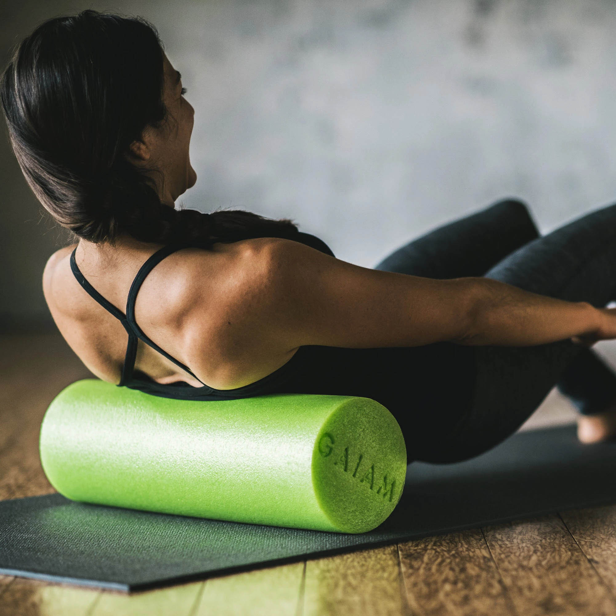 Gaiam Restore Foam Roller