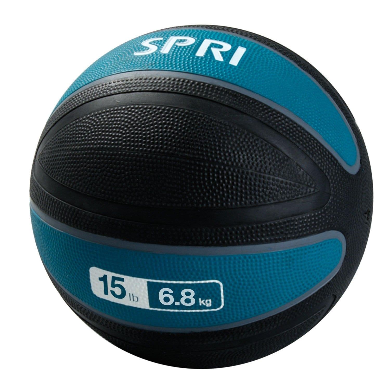 SPRI Xerball Medicine Ball – 15lb