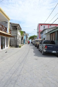 Side Street in San Pedro