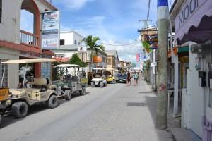 Street in San Pedro