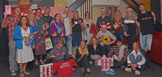 Group with Our Gifts